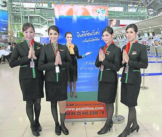 泰国航空公司史无前例的聘请变性人担任空姐,为人妖开创就业机会。