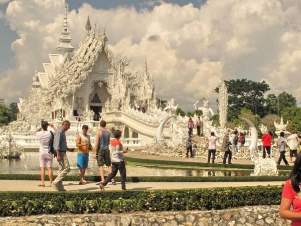 哇~这是泰国庙寺吗?