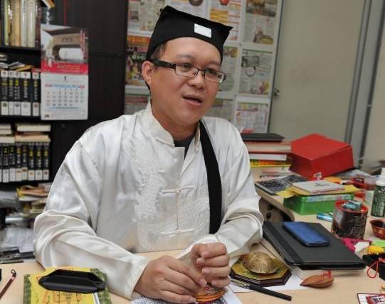 王忠文道长表示,急功近利的赌徒很容易失判断受左右,想要赢钱更是难上加难。