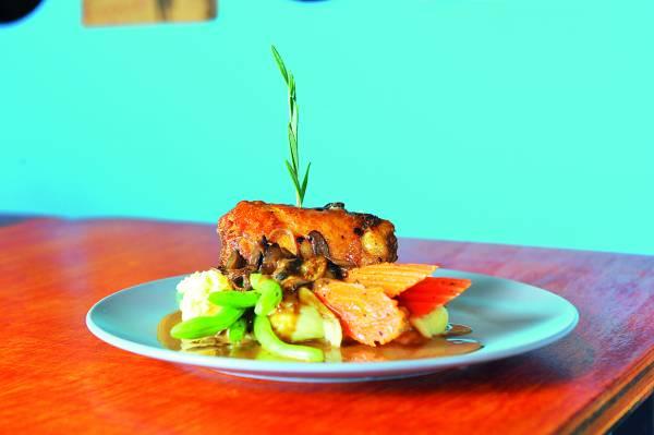 ◆Grilled Chicken Roll