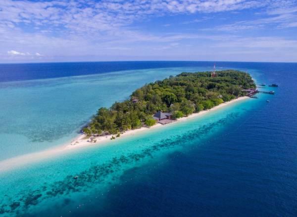 马达京岛又称为马来西亚的马尔代夫,可是我国隐藏的世桃花源呢!