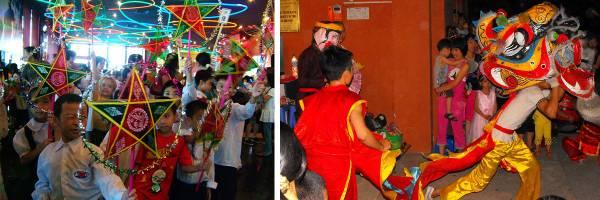 没想到越南的中秋节过得如此多姿多彩!