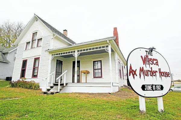 这间爱荷华州威利斯的屋子,因100年前发生谋杀案,结果也被列为最恐怖的凶宅之一。