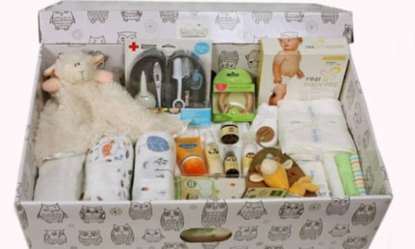 """""""妈妈箱""""里的婴儿用品应有尽有,大马的新生妈妈们是不是很羡慕呢?"""