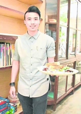 China House唐人厝店长Wallace表示,在这里享用不同的菜色,可搭配不同用餐环境。