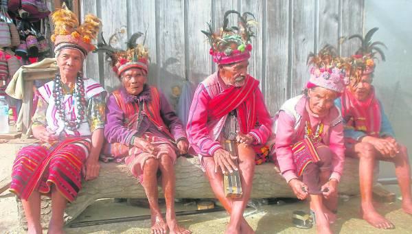 伊富高人是菲律宾少数民族中,人口比较多的族群,约有10万人口。