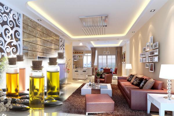 现代许多人都会在家中放精油熏香,没想到这种舒适的环境,也能促使好风水的产生。