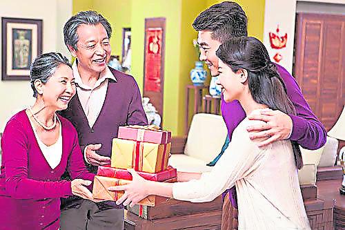 新春期间,带女友回家,让长辈看看,也算是一种尽孝的表现。