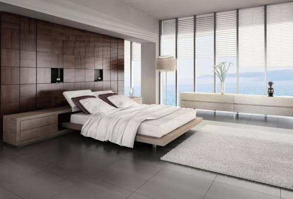 卧房要光线柔和,不能太明亮,若窗口太多,不仅没有私隐还无法藏风聚气,气场也较混乱。