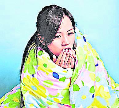 中医认为,肾阳虚的人会特别容易怕冷,需补阳益肾。