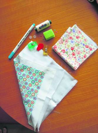 在雪隆一带,也有一些组织不定期举办自制布卫生棉课程。