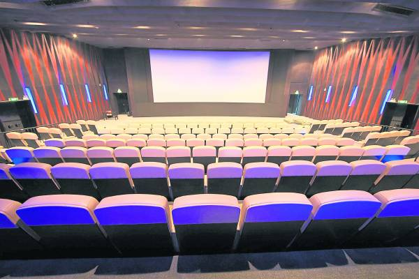 如何挑选好位看电影也是一门学问呢!让你看得舒服双眼及颈项又不累。