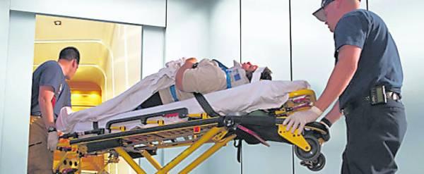 尽量不要与病人共搭电梯,否则会耗损自己的气场。