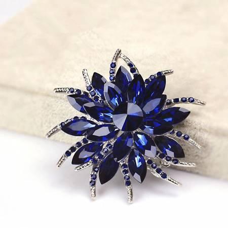 蓝水晶可以为肖猪者带来绵绵不绝的好运。