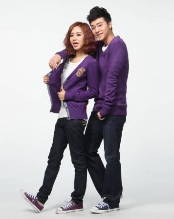 如果肖兔者衣橱里没有紫色服装,那就赶快去添购几件,因为今年紫色旺你啊!