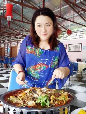 ◆中国媳妇Lisa特炮制迎合大马人吃麻辣的辣度。