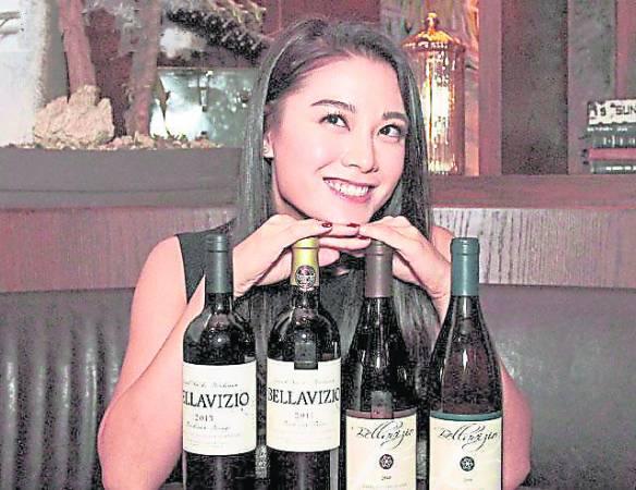 Bellavizio是她手下酿制出的品牌,享誉国际!