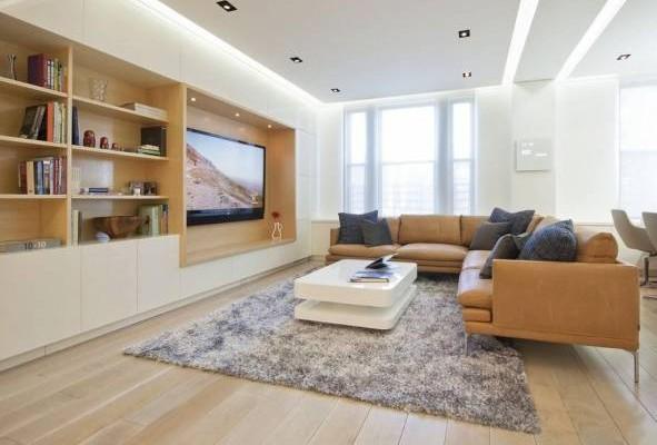 一间家最注重的就是和谐,所以家里所使用的颜色最好浅色系,才能缓和情绪,不易动怒。
