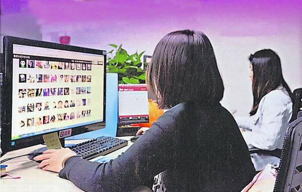 虽然要不断接触淫亵资讯,但愈来愈多女性出任私营机构鉴黄师。