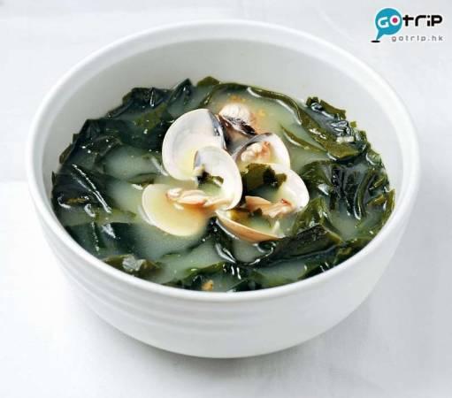海带汤是韩国人一般都会喝的汤,但考试前就绝对不能喝!