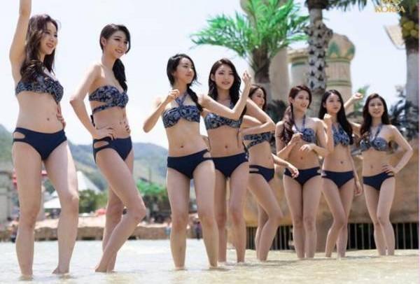 韩国整容风气盛行,连选美比赛都被网友揶揄是:整容医院的对决。