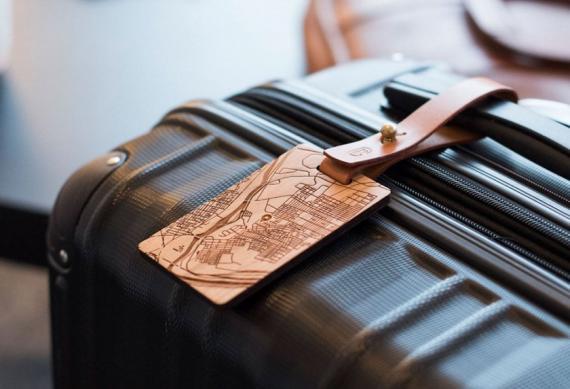 乱填行李资料牌,分分钟会被不法分子利用,让自己身陷险境。