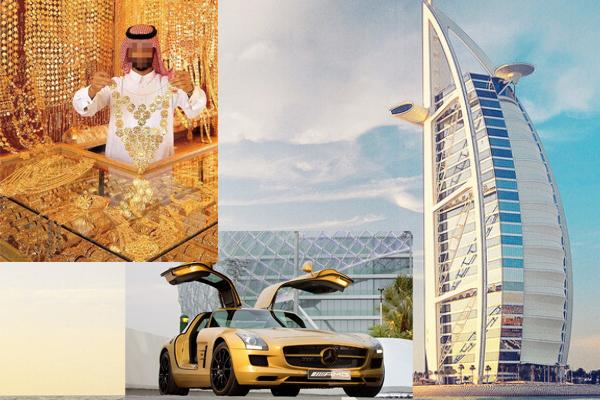 """杜拜富豪这么有钱,竟然不是靠黑金石油,而是因为""""鱼虾蟹""""?"""