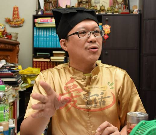 王忠文道长表示,要从赌场赢大钱,并非容易的事。