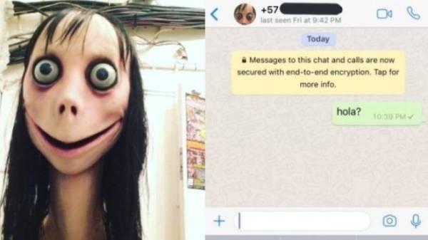 """Momo""邀请公众与陌生号码互动,有的号码来自日本,有的号码来自墨西哥等国。(图片源自Twitter)"