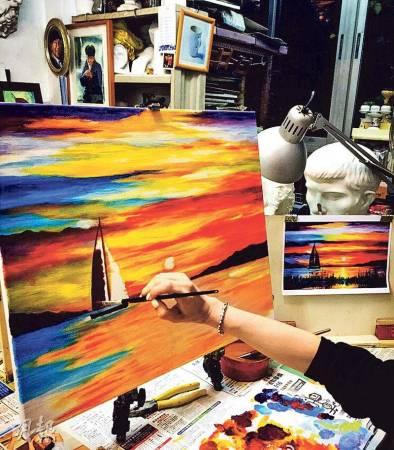 佘诗曼部分作品。