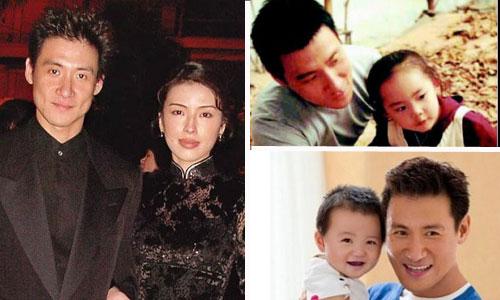 张学友与罗美薇结婚22年,至今仍恩爱非常。
