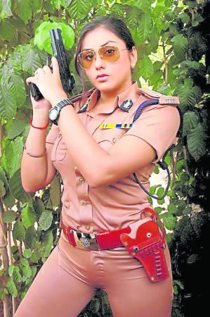 为了减少性侵案发生,印度特别成立女警巡逻队,希望能减少性侵案发生。