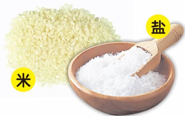 入屋时,可撒米或盐以净化磁场。