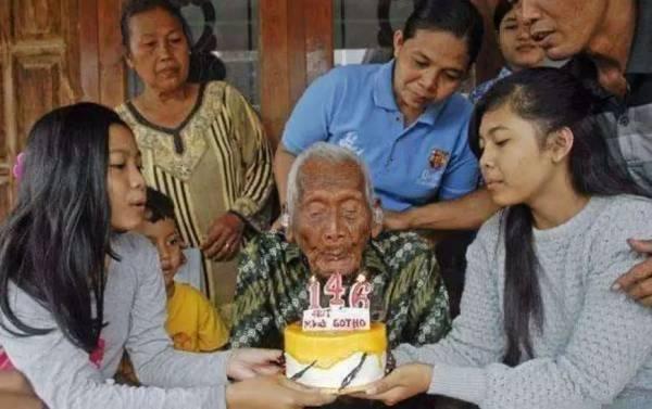 巴高索庆祝146岁生日。
