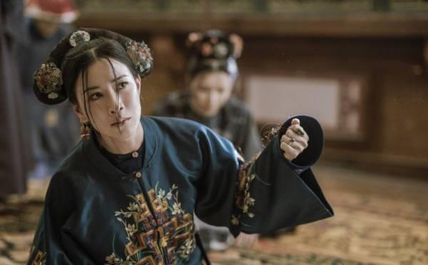 娴妃后来成为继皇后,最后却败给更年期。
