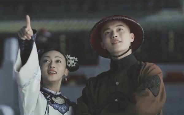 剧中的几对情侣档让观众念念不忘,最受欢迎也最遗憾的一对情侣档就是傅恒跟魏璎珞了。