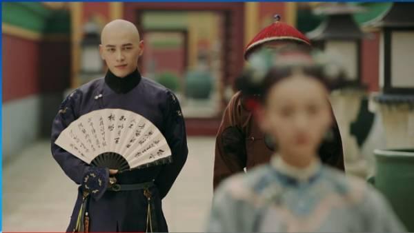 洪尧饰演的弘昼,让戏迷恨得牙痒痒。