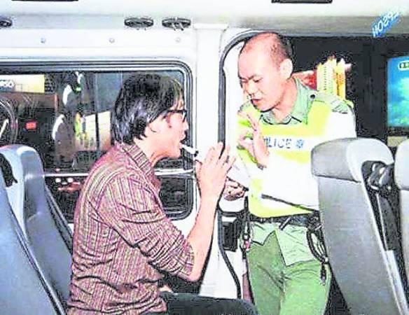 梁家辉曾多次被发现醉驾而被捕。