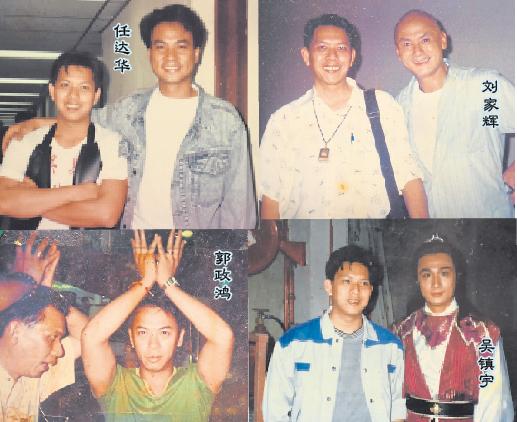 炫师傅曾在香港无线电视(TVB)、亚洲电视(ATV),以及成家班(成龙国际特技队)担任幕前幕后工作18年,认识了不少演艺圈明星。