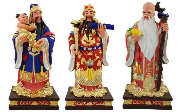 """在家东北方摆放""""福禄寿"""",可让福气临门,财富满盈哦!"""