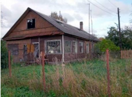 凶案发生的房屋外围。