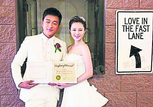 佟大为和关悦的婚礼,是陈坤接手的第一单生意。