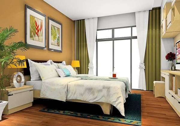 睡床不小心压在空亡线上,只要移开便能化解了。