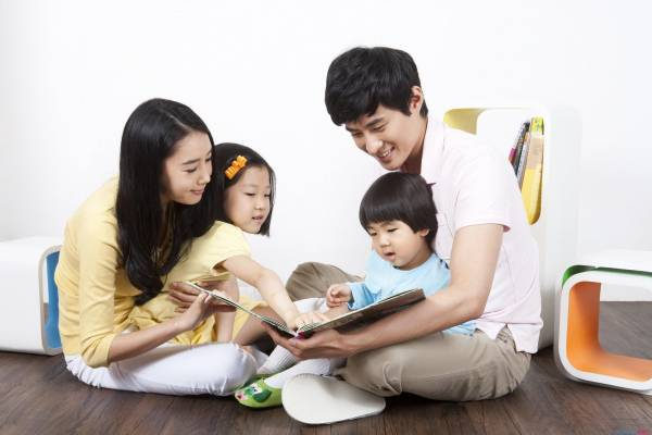 良好的家庭教育,都少不了家人的陪伴。