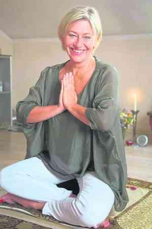 Kalu Schreiber是水晶金字塔疗法的创办人。