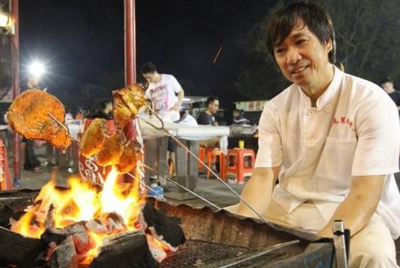 肉类要低烧。