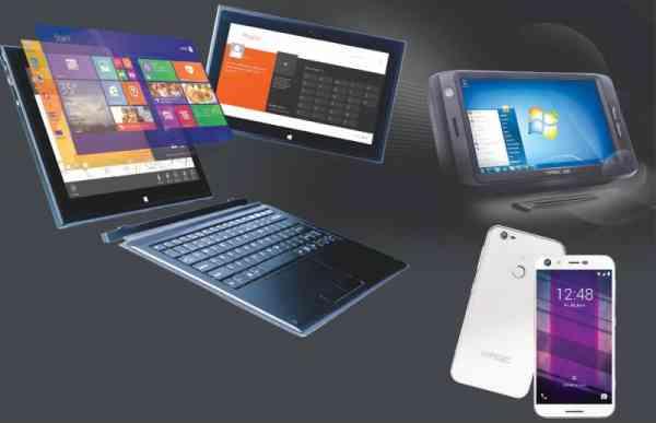 该公司在2009年制造出采用微软操作系统的Magic W3手机。2011年研发出功能媲美超级笔电的Magic ZLATE 11平板,2015年推介Magic X6安卓智能手机。
