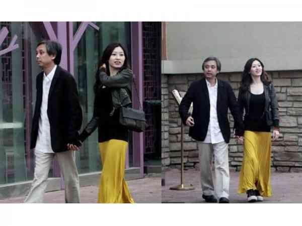 陈嘉上去年曾被港媒直击,与夏沫侨在香港牵手逛街。