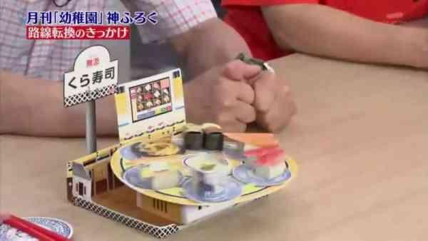 """这就是逆转的""""回转寿司组""""!"""
