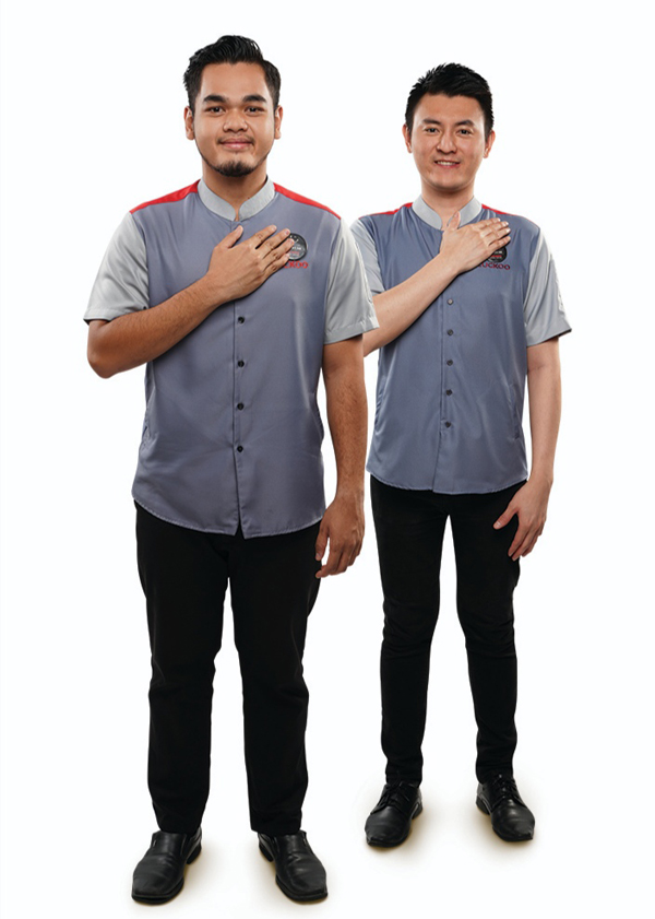 WonderKlean团队是由CUCKOO Healthy Home保修专员组成,经严格训练,专业认真。